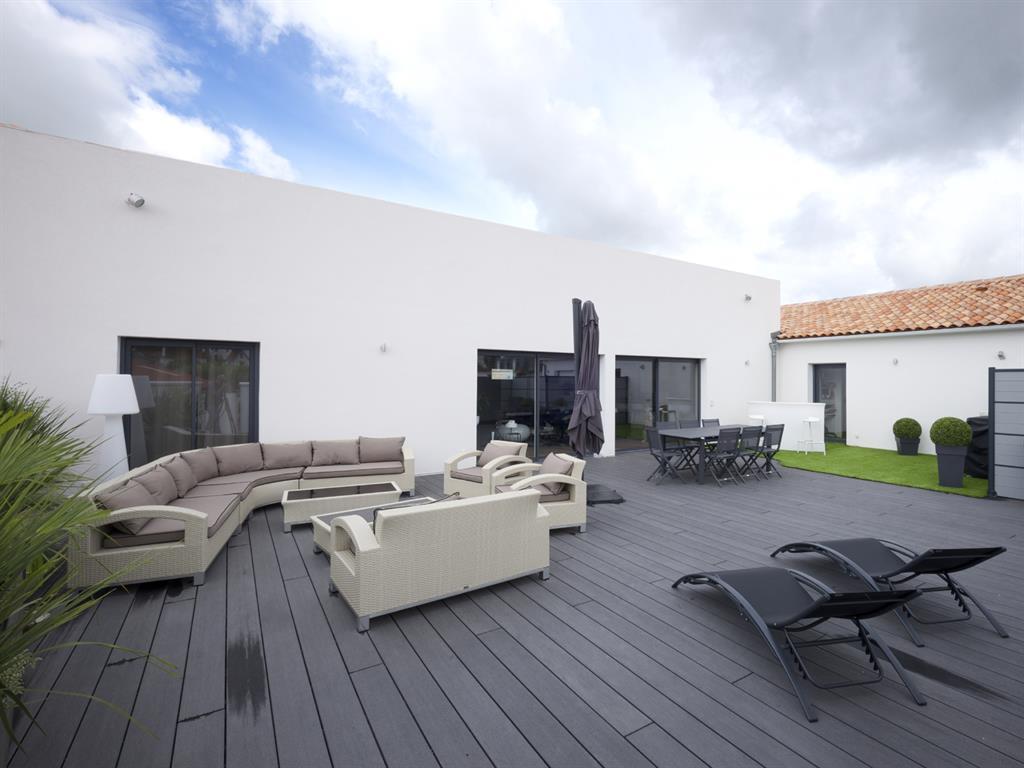 Salon Pour Terrasse Cheap Decoration Pour Terrasse