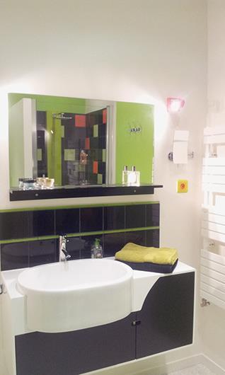 salle de bain pour adolescent