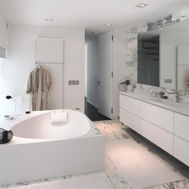 salle de bain moderne idees photos