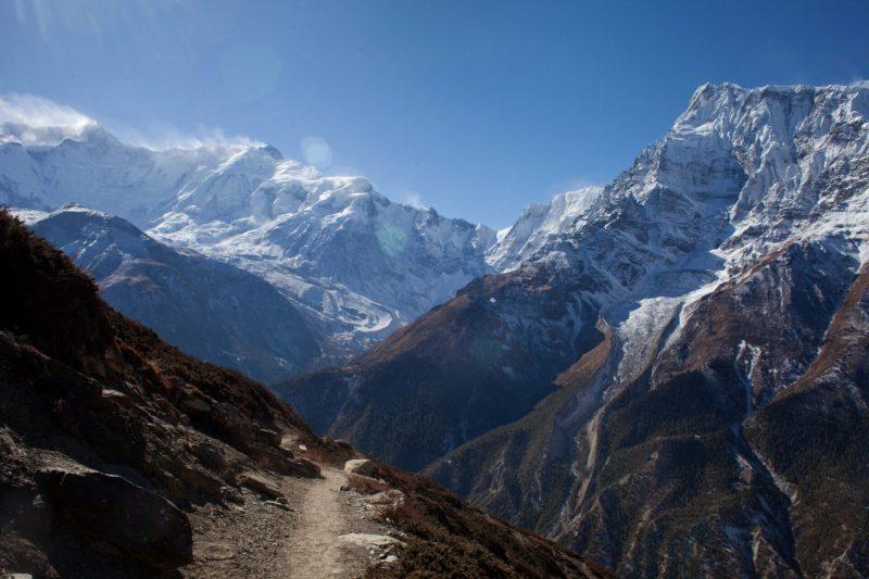 треккинг на  Ледовое озеро, Айс лейк, Непал, маршрут Кольцо Аннапурны
