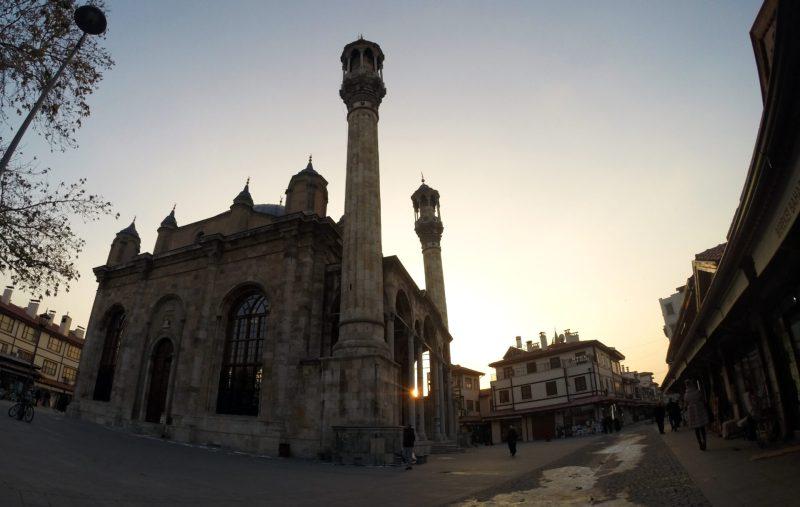 мечеть Азизие, Конья Турция достопримечательности