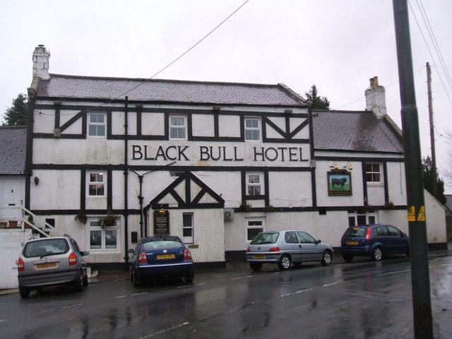 The Black Bull, Bellingham © Bill Henderson :: Geograph Britain