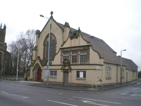 Bilston Catholic Church of The Holy © Richard Law :: Geograph