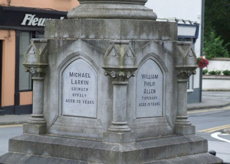 A monument to the Manchester Martyrs