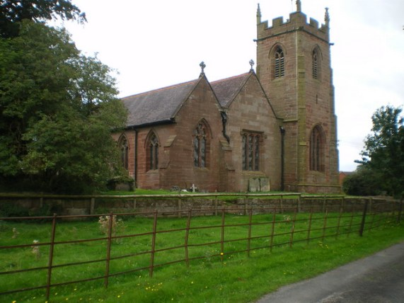 St Michael's church, Childs Ercall © Richard Law :: Geograph
