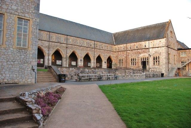 Exeter University St Luke S Campus 169 Eugene Birchall Cc