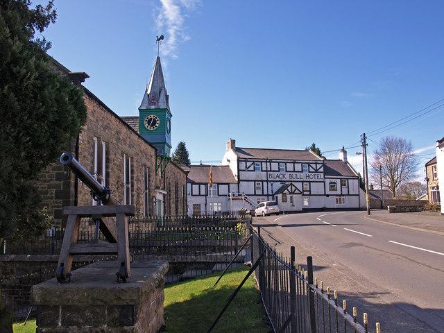 Bellingham © wfmillar cc-by-sa/2.0 :: Geograph Britain and Ireland