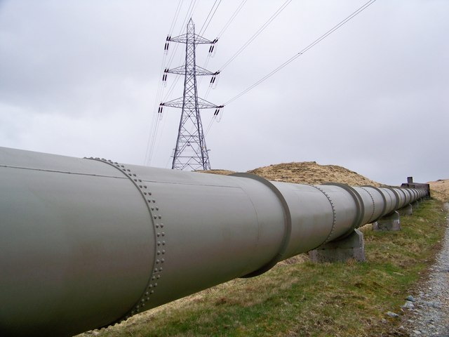 HEP Water Pipeline