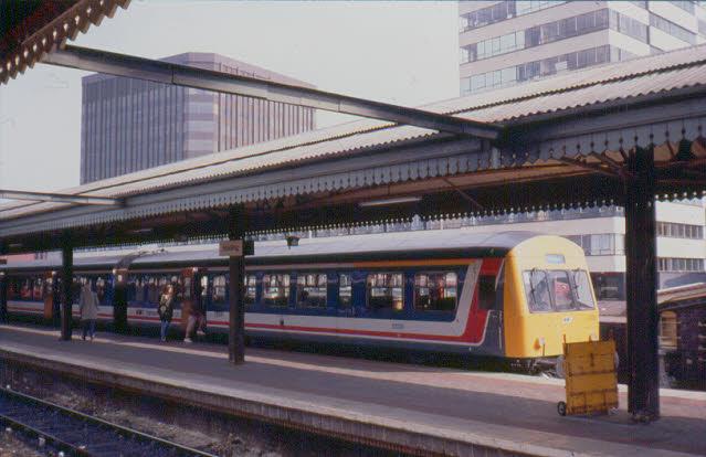 Train London Reading