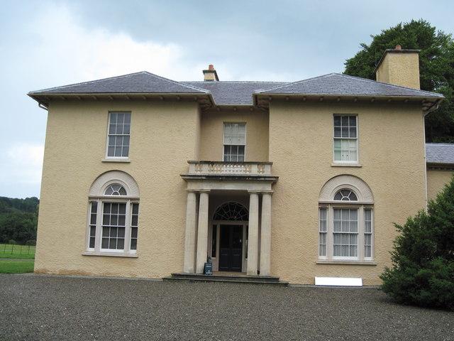 Llanerchaeron Estate