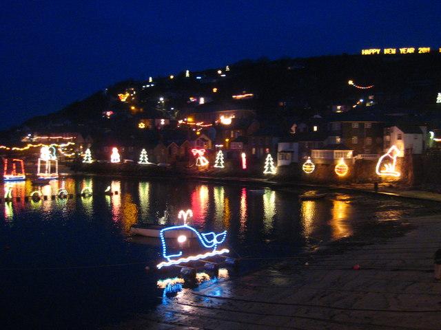 Christmas Lights Installation