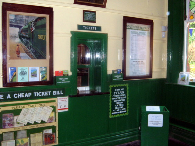 Bluebell Railway Horsted Keynes Ticket 169 Helmut