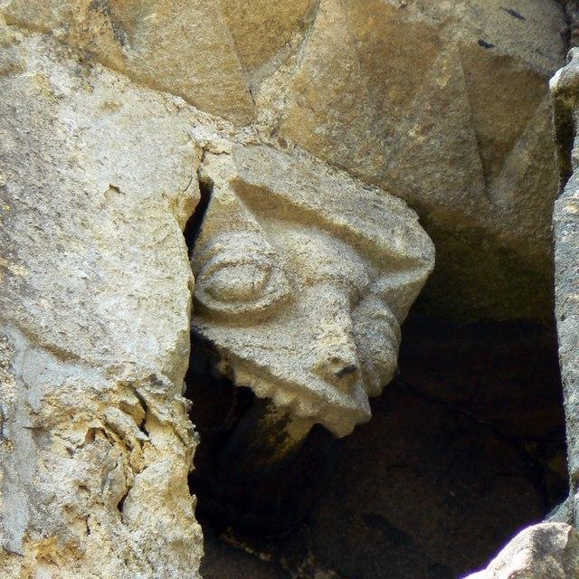 Gargoyle, St John's Church, Devizes (2 of 4)