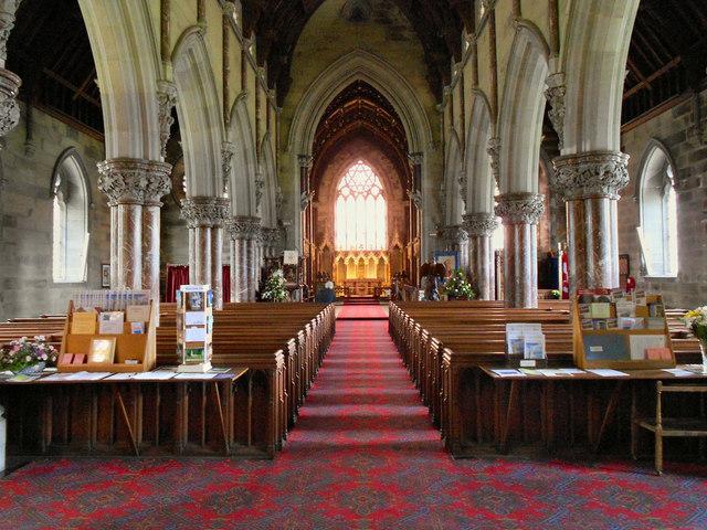 Inside The Marble Church 169 David Dixon Cc By Sa 2 0