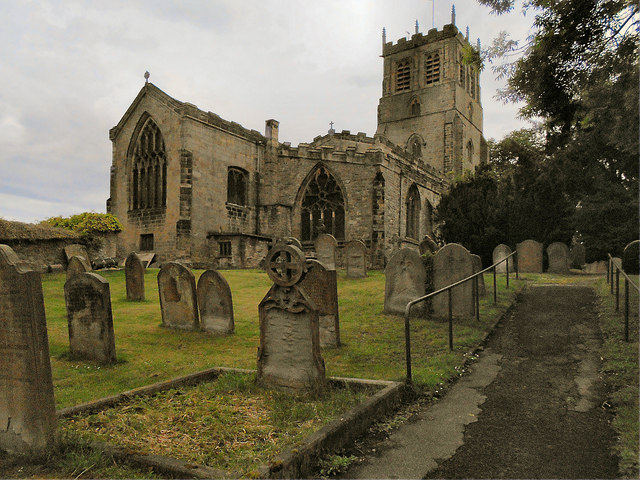 The Parish Church of St Gregory, Bedale © David Dixon :: Geograph