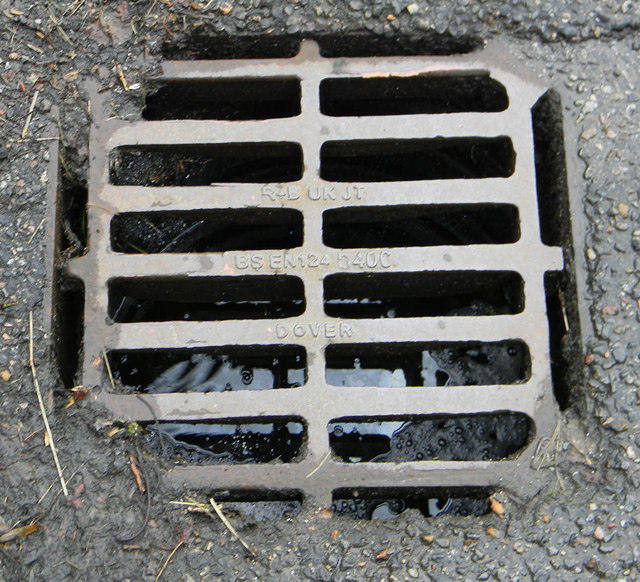 Manhole Drain Amp Access Covers On Bonawe The Carlisle