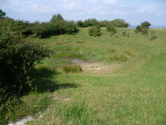 Chanctonbury Dewpond