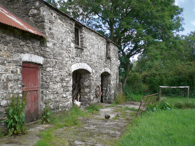 Buildings In The Old Farmyard At Stefan Czapski Cc By