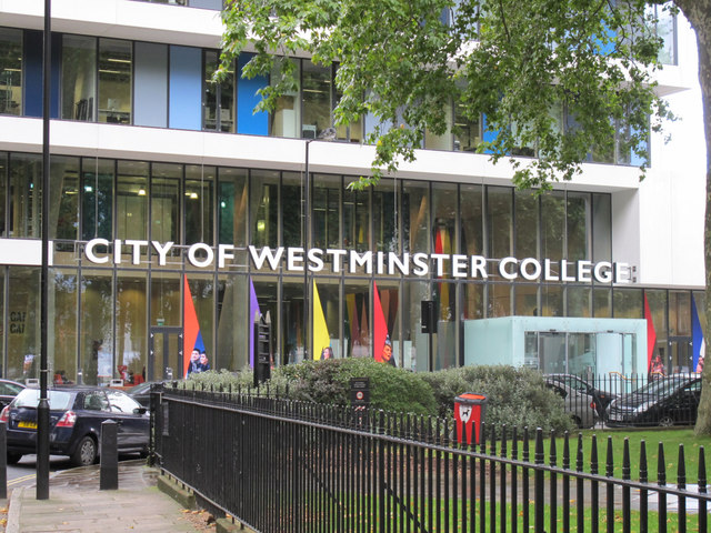 City Of Westminster College 169 David Hawgood Cc By Sa 2 0