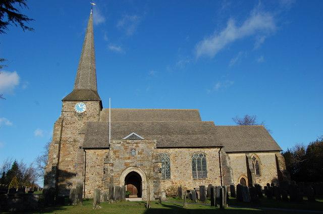 St Peter And Saint Paul Church Wadhurst 169 Julian P