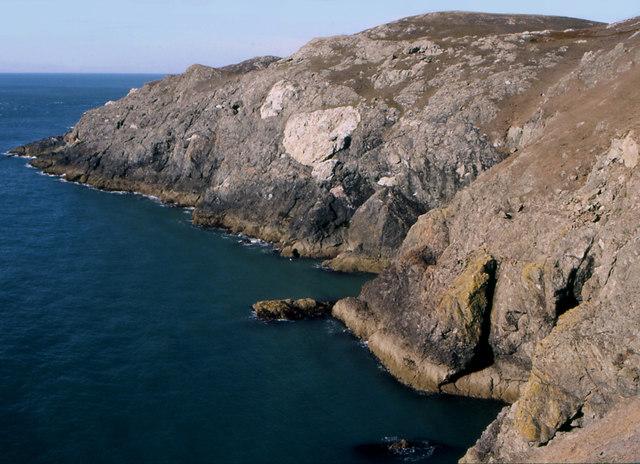 Coastal Headland Near St Mary S Well 169 Peter Bond Cc By