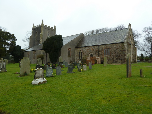 St Cuthbert's Church, Aldingham © Alexander P Kapp cc-by-sa/2.0