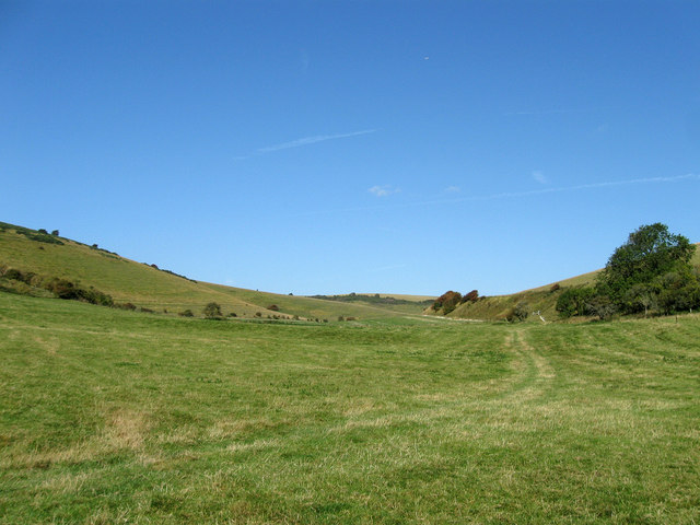 Site of Norton Farm by Simon Carey