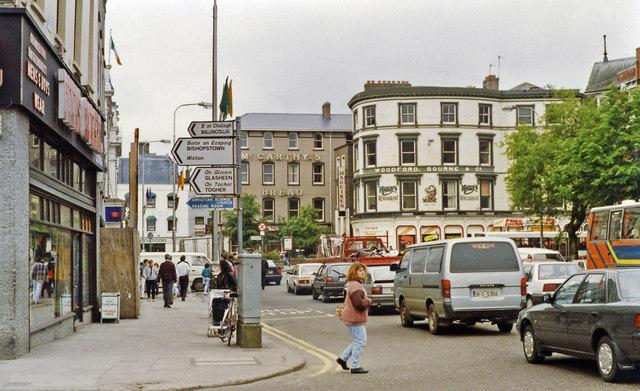 Downtown Cork 1993 169 Ben Brooksbank Cc By Sa 2 0