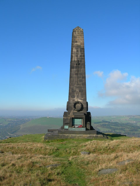 Saddleworth War Memorial