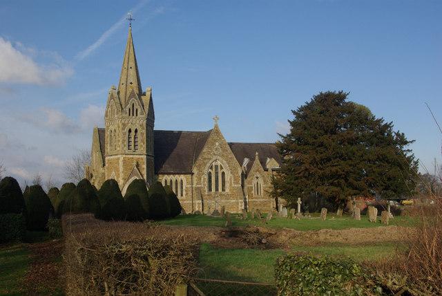 Lower Shuckburgh Church © Stephen McKay :: Geograph Britain and