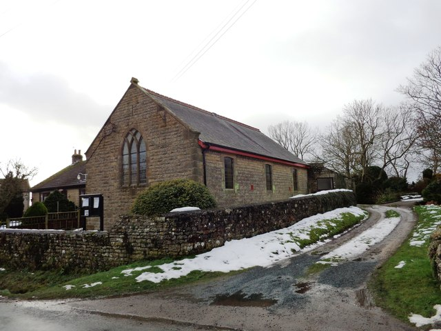 Allerston Methodist Church © Bill Henderson :: Geograph Britain