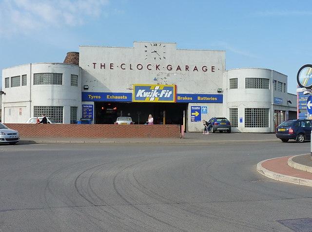 The Clock Garage, Woodville