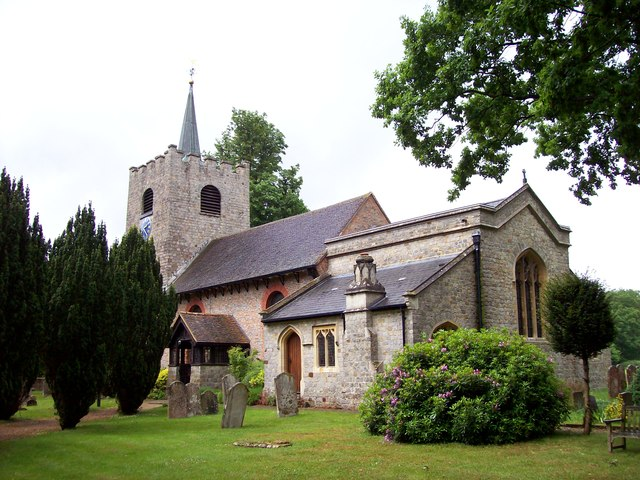 St Michael and All Angels, Pirbright © Len Williams :: Geograph