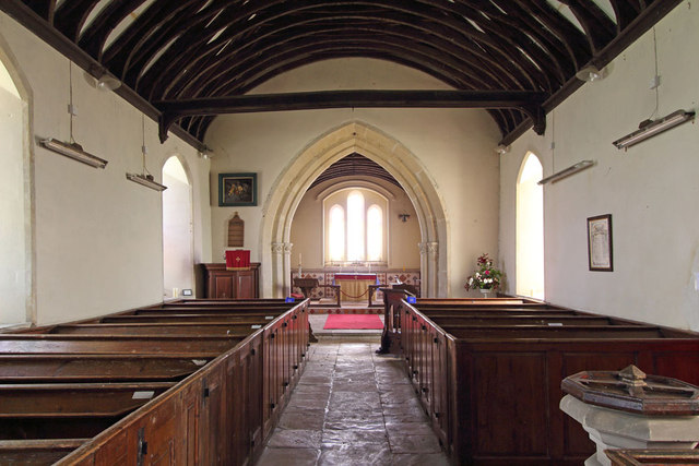 St Mary, Driffield - East end © John Salmon :: Geograph Britain