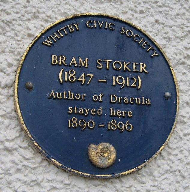 Image result for bram stoker