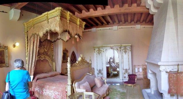 Arundel Castle Queen Victorias Bedroom Len Williams