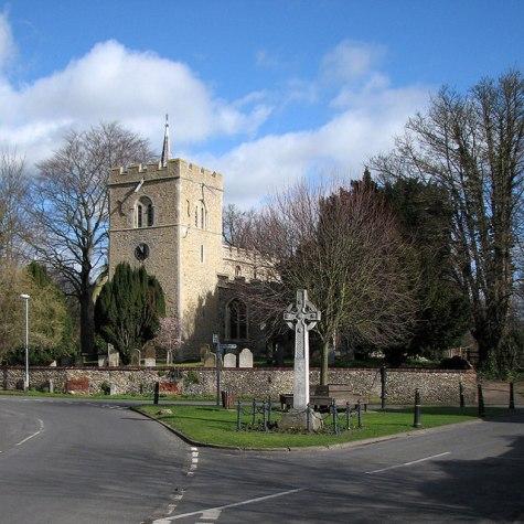 Duxford: St Peter's Church and the War © John Sutton cc-by-sa
