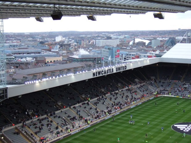 Newcastle United - St James' Park © Richard Humphrey :: Geograph ...
