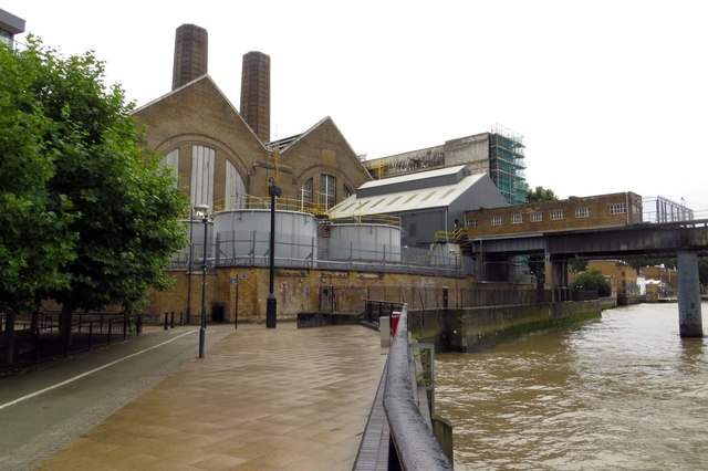 Image result for greenwich power station