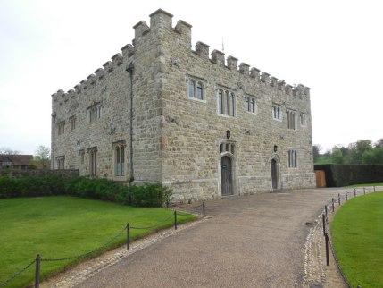 Maiden's Tower, Leeds Castle