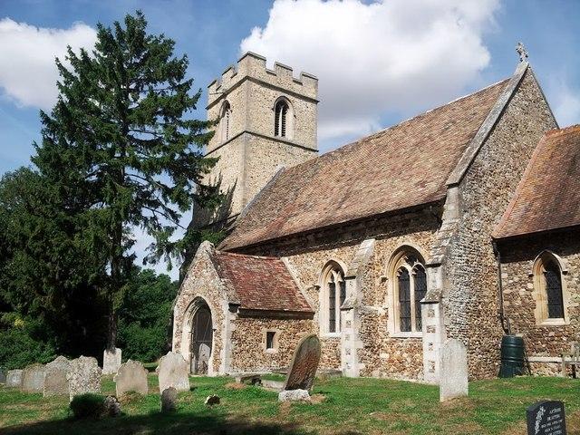 Caldecote Church © James Emmans :: Geograph Britain and Ireland