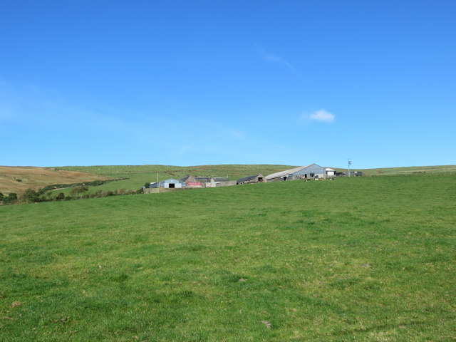 High Cattadale Farm
