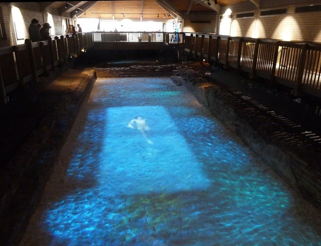 Caerleon The Roman Baths 169 Rob Farrow Cc By Sa 2 0