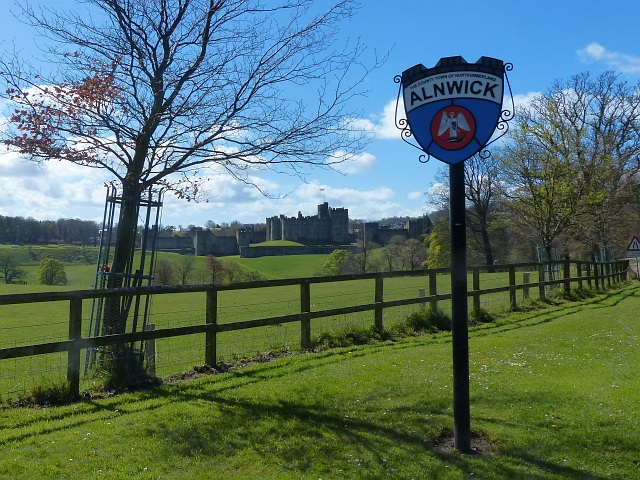 Image result for alnwick sign