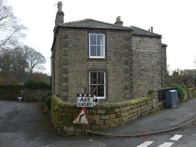 House on Church Street, Addingham © JThomas :: Geograph Britain