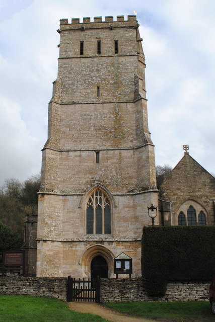 St Mary's Church, Hawkesbury, © Ray Bird :: Geograph Britain