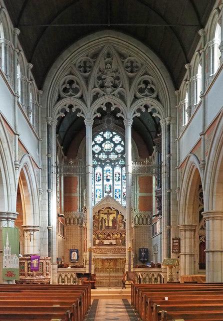 Holy Trinity, Ponsonby Road, Roehampton © John Salmon cc-by-sa