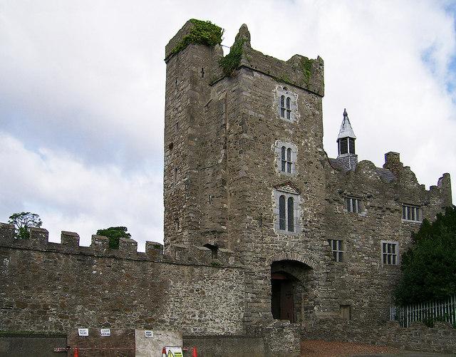 Castles of Leinster: Drimnagh, Dublin (1)
