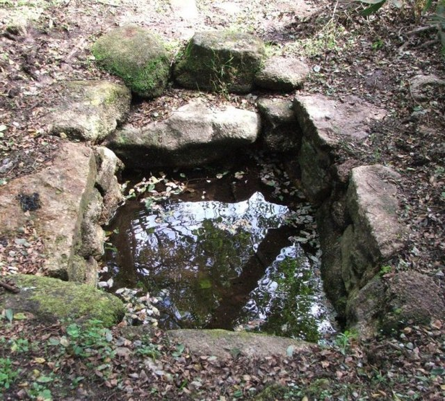 Madron Well