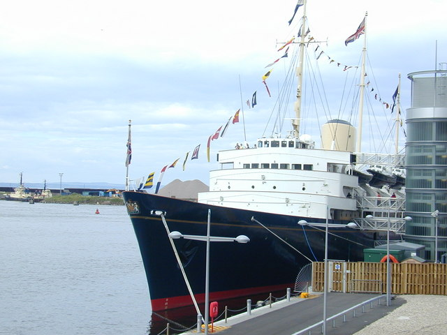 The Royal Yacht Britannia Alan Pennington Geograph